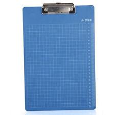 Plastic A4 Clip Board Clipboard Holder Office School 223mmx313mm