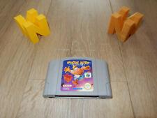 PAL N64: Charlie Blasts Territory loose game Nintendo 64