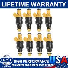 Inyector de combustible 8 Pack emparejado para Ford F150 F250 F350 4.6 5.0 5.4 5.8L #0280150718