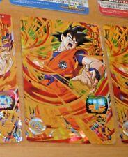 DRAGON BALL Z DBZ DBS HEROES ULTRA RARE CARD CARTE UM UM1-54 UR Son Goku MINT