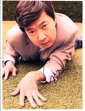 Ken Jeong Signed Autographed 8x10 Photo The Hangover Mr Chow COA VD