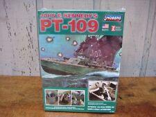 LINDBERG JOHN F. KENNEDY'S PT-109  MODEL KIT 70886