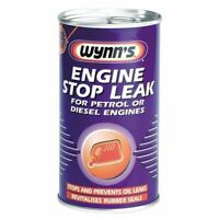 NEW WYNNS OIL ADDITIVE ENGINE STOP LEAK - PETROL & DIESEL ENGINES- 325ML 50664