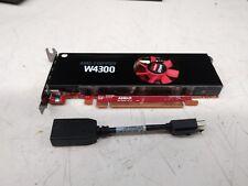 HP AMD FirePro W4300 GDDR5 Graphics Card 4GB 847446-001 849051-001 T7T58AT