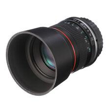 85mm F/1.8 Portrait Lens for Nikon D7100 D7500 D3300 D5600 D3400 D810 D750 D90