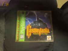 Castlevania: Symphony of the Night (PlayStation 1, 1997) Case Only