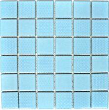 mosaïque carreau céramique bleu ciel Celadon Heritage Aqua 16-0402_f |10 plaques