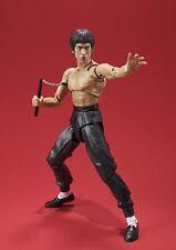 Bruce Lee S.h.figuarts - Action Figure Bandai 14 cm PVC