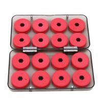 Carp Sea Pike Fishing Tackle Rig Pins Spool Rig Winder Storage Box