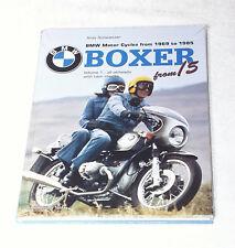 BMW AIRHEAD - R60/5 - R90S 1969-1985 - A.SCHWIETZER - BAND-NR.1 - ENGLISH - 755*