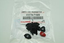TOYOTA HILUX VIGO FORTUNER ALARM KEY BUTTON SWITCH SET TRANSMITTER 8907A-71020