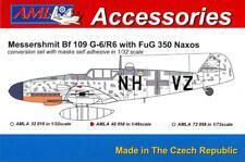 AML Models 1/48 MESSERSCHMITT Bf-109G-6/R-6 with FuG 350 NAXOS Resin Conv Kit
