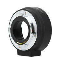 Meike MK-C-AF4 Auto Focus Adapter Ring for Canon EOS-M Camera to EF EF-S Lens AP