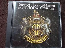 Emerson,Lake & Palmer - Live At The Royal Albert Hall CD.Disc Is In Ex.Condition