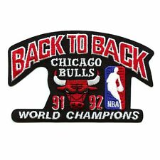 1992 Chicago Bulls NBA World Champions Embroidered Retro Patch