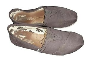Tom's Wide C, D, W Flats for Women for