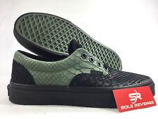9 Mens NEW! Vans x Harry Potter Sneaker Collection Slytherin Black Era Shoes