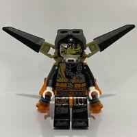 Lego Minifigure Nitro njo487 Ninjago 891844 Mini Figure