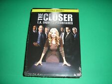 "DVD neuf sous blister,serie,""THE CLOSER L.A. ENQUETES PRIORITAIRES"",saison 1"