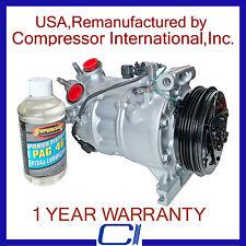 V70 1 year Warranty S80 Reman 67648 A//C Compressor fits Volvo S60