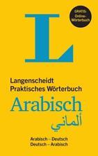 Langenscheidt Praktisches Wörterbuch Arabisch - Buch mit Online-Anbindung (2016, Kunststoffeinband)