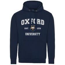 """Universidad de Oxford """"Sudadera con capucha de estilo Harvard' - Mercadería Oficial"""