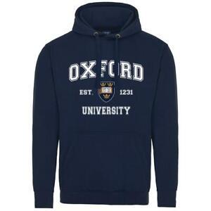 Oxford University 'Harvard Style' Hoodie - Official Merchandise