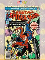 Amazing Spider-Man #161 (9.2-9.4) NM Near Mint Nightcrawler XMen 1976 Bronze Age