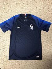 2018 WC Nike French National Team Jersey Men Medium