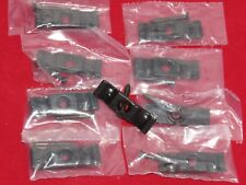 "Turn Buttons Black   2""   Pack of 10  for  Rabbit Hutches etc Free P+P"