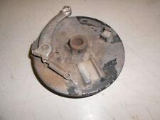 HONDA FRONT WHEEL BRAKE PLATE CR125 CR250 CR 125 250 1979 1980 1981 OEM