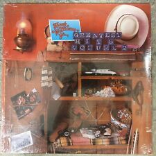 Hank Williams Jr Greatest Hits Vol 2 10 Track Vinyl Album