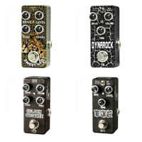 Xvive Micro Guitar Effects Pedals - Overdrive / Boost / Distortion