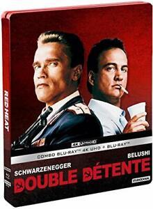 Double détente [4K Ultra HD + Blu-Ray-Édition boîtier SteelBook] / * BLU RAY ...