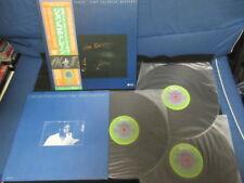 John Coltrane Second Night in Tokyo Japan Promo Label 3 Vinyl LP Box OBI Pharaoh