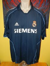 Men's Adidas ClimaCool FC Real Madrid Soccer Jersey Size Large Navy