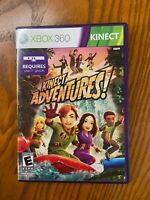 Kinect Adventures (Microsoft Xbox 360 , 2010) Tested Complete