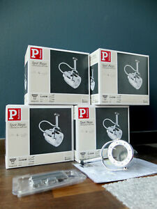 + 5 x PAULMANN 96015 Spot Deco Mega CombiSystems Wire/Rail GU5,3 + 12V Halogen +