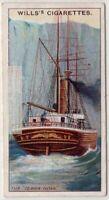 """""""Terra Nova"""" Whaler Polar Expedition Ship 1910 Robert Scott 100+ Y/O Trade Card"""