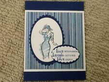 Beautiful you cheer live laugh birthday card kit of 10 made with Stampin' Up!