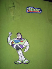 Disney Toy Story Buzz Lightyear Fleece Pullover 3T Green
