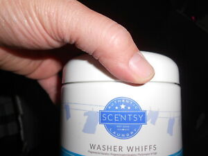 Scentsy Washer Whiffs 16 oz (new) DRIFTWOOD BAY