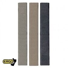 THE ORIGINAL ERGO GRIP TEXTURED SLIM LINE RAIL COVERS 4379 DE DARK EARTH