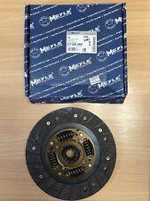 Meyle Clutch Disc 3172281000 21211223671 BMW 2002 2002tii tii E21 2000CS E12 E28