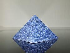 Orgone Protector Pyramid Shungite Rose Quartz Ruby Herkimer Gemstone Tourmaline