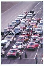 Vintage Drag Racing-Staging Lanes-Super Stock-Carlsbad Raceway-California-1969
