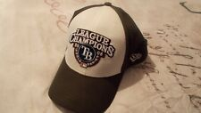 TAMPA BAY RAYS 2008 LEAGUE CHAMPIONS WORLD SERIES CAP