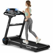 Costway Superfit Folding Running Treadmill