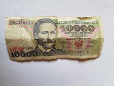 10000 Zloty 1988 Polen Poland Polska