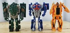 Transformers Optimus Prime One 1 Step Changers Age of Extinction Last Knight Lot